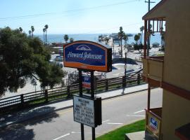 Howard Johnson Inn - Fisherman's Wharf-Santa Cruz, Σάντα Κρουζ