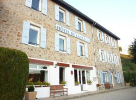 德拉帕拉格酒店, Le Chambon-sur-Lignon