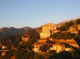 Hôtel Restaurant Sole e Monte, Cuttoli-Corticchiato