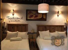 Hotel Pocitos, กัวนาฮัวโต