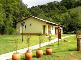 Pousada Quinta das Amoreiras, São Luiz do Paraitinga