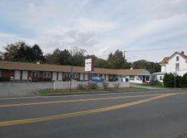 Cocoa Motel, Hershey