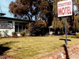 Stratford Motel, Stratford