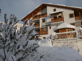 Hotel Antermoia, Untermoi