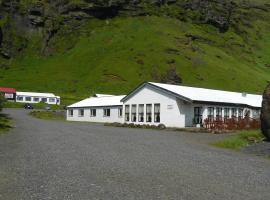 Guesthouse Drangshlid, Skogar