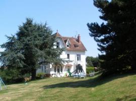 Villa Castel Marie Louise, Néris-les-Bains