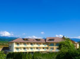 Hotel Weingarten, Caldaro