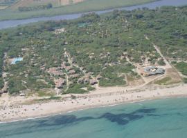 Camping Golfo dell'Asinara, Platamona