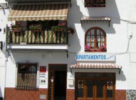 Apartamentos Isabel, Maro