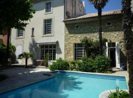 Les Chambres d'hôtes de Luneil (B&B), Roquemaure