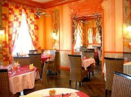 Hôtel L'Oasis, Neuville-du-Poitou