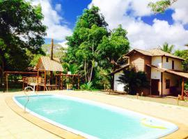 Sitio Samtielly, Itacaré