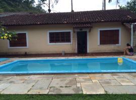 Casa de praia Cocanha, Caraguatatuba