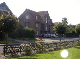 Hotelanlage Minser Seewiefken, Vangerlandas