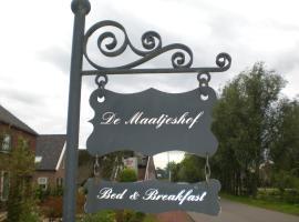 De Maatjeshof Bed & Breakfast