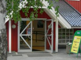 Ringerike Sommerhotell, Hønefoss