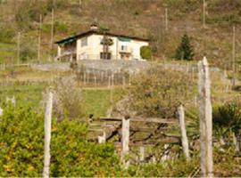 Casa Al Cücch, Intragna