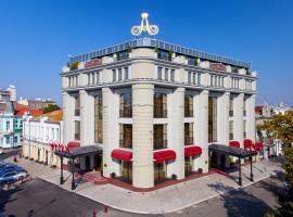 Aleksandrovskiy Grand Hotel, Vladikavkaz