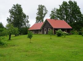 Kullipera Holiday House in Haanja, Haanja