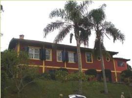 Pousada Casa dos Vargas, São Roque