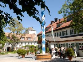Brauereigasthof-Hotel Aying, Aying