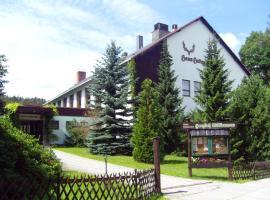 Naturparkhotel Haus Hubertus, Kurort Oybin