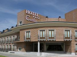 Hotel II Castillas Ávila, Avila