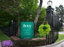 Ivey Spencer Leadership Centre, London