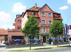 Hotel Rothenburger Hof, Rothenburg ob der Tauber