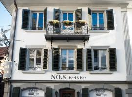 Bed & Bar No.8, Interlaken