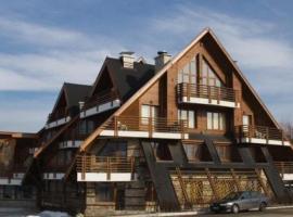 Redenka Lodge, Razlog