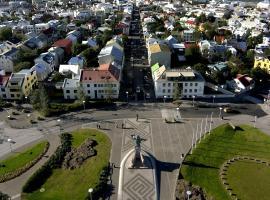 Hotel Leifur Eiriksson, Reykjavík