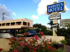 Harvey's Motel, Sandjego