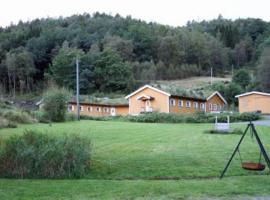 Fosseland Vandrerhjem, Feda