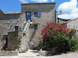L'Olivine Maison d'Hôtes, Claret