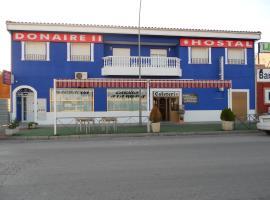 Hostal Donaire II, Tomelloso