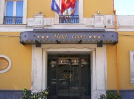 Hotel Como, Syracuse
