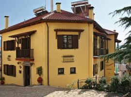 Villa Filoxenia, Arachova