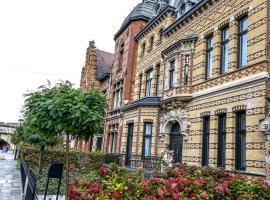 Abondance Logies, Antwerpia