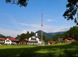 Gasthof Jachenau, Jachenau
