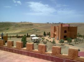 Ferme Tabouadiate - Gite Berbere, Oulmes