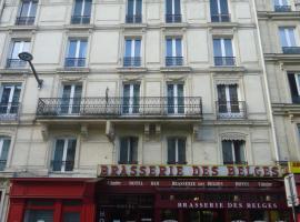 Hotel des Belges