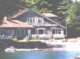 Oliver Lodge, Meredith