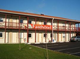 Fasthotel Saint Fargeau Ponthierry, Saint-Fargeau-Ponthierry