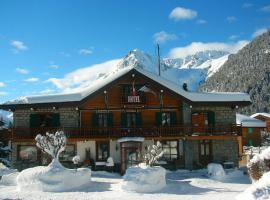 Swiss Lodge Hotel Bélvedère, Champex