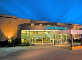Dimond Center Hotel, Anchorage