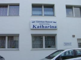 Appartements Katharina