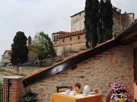 All'Ombra del Castello, Cigliè