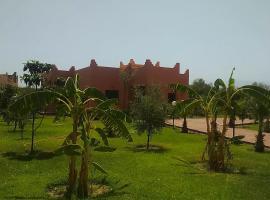 Freindly private villa, Had Abdallah Rhiat