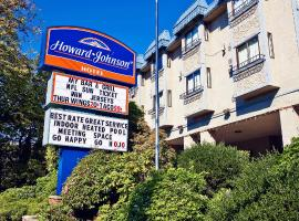 Howard Johnson Hotel - Victoria